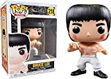 Funko- Enter The Dragon-Bruce Lee (White Pants) Figurina,...