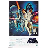 """Trends International Star Wars IV One sheet Collector's Edition Wall Poster 24"""" x 36"""""""