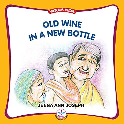Old Wine in a New Bottle (Vikram Vetal) audiobook cover art