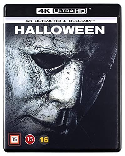 Halloween 4K [Blu-Ray] [Region Free] (IMPORT) (No hay versión española)