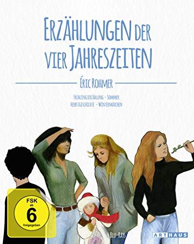 Eric Rohmer - Erzählungen der vier Jahreszeiten [Blu-ray]