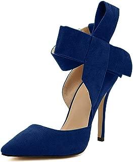 bow heels wedding