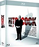 Pack: Hitchcock - Volumen 1 [Blu-ray]