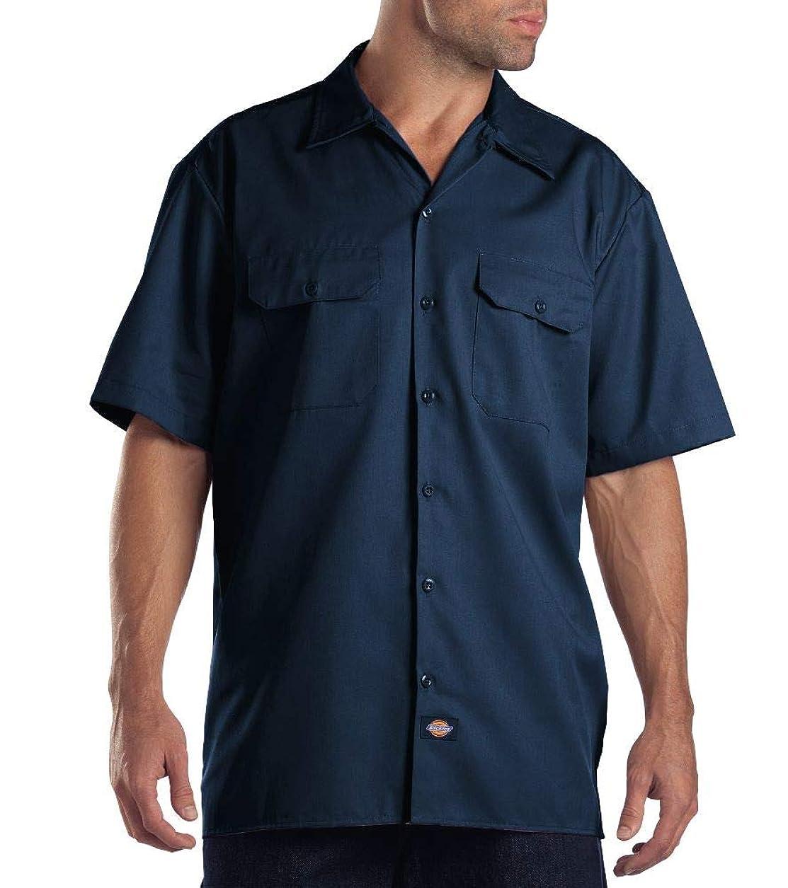 同時ワークショップソブリケット(ディッキーズ)Dickies ワークシャツ 半袖 1574 【並行輸入品】
