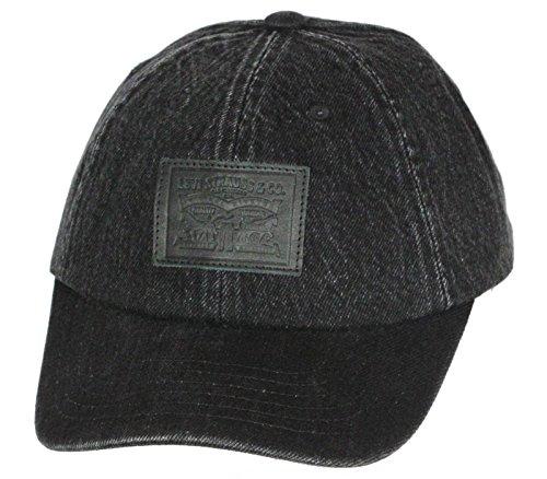 Levi's Classic Dark Denim Curve Cap ~ 2 Pferd