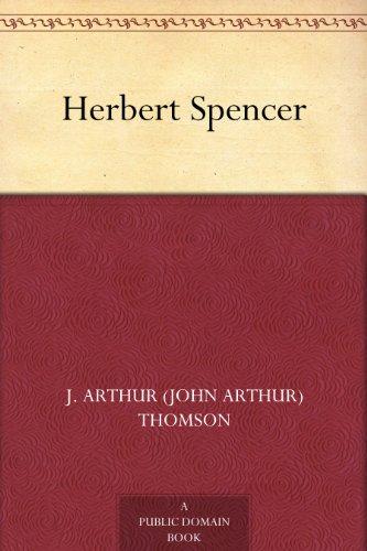 Herbert Spencer (English Edition)
