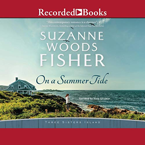 On a Summer Tide audiobook cover art