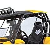 Can-Am Genuine Maverick and Commander Rear Window Wind Screen Deflector