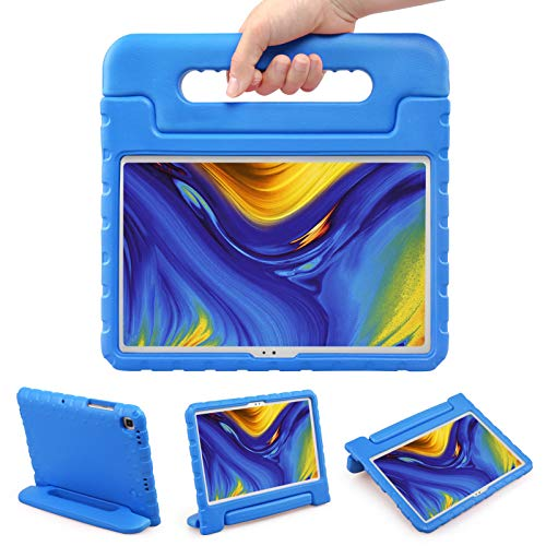 NEWSTYLE Case for Samsung Galaxy Tab A7 2020,Kids Shock Proof Convertible Handle Light Weight Super Protective Stand Cover Case for Samsung Galaxy Tab A7 10.4 2020 SM-T500 T505 T507 (Blue)