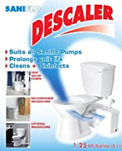 Saniflo 052 1.2-Gallon Descaler, White
