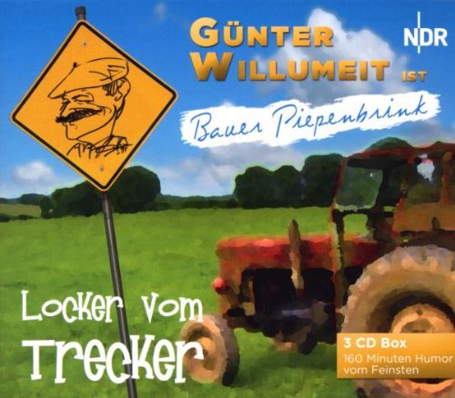 Günter Willumeit-Locker Vom Trecker