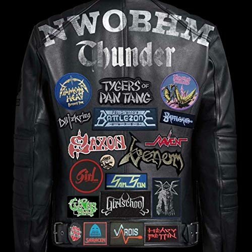 Nwobhm Thunder ~ The New Wave Of British Heavy Metal 1978-1986: 3CD...
