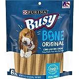 Purina Busy Bone Dog Treats, Small/Medium, 6 Treats