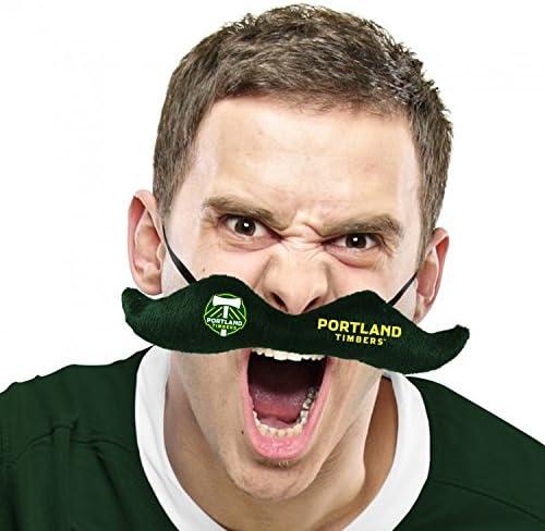 Bleacher Creatures MLS Unisex Mustache