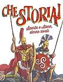 Sparta e Atene, eterne rivali. Ediz. a colori