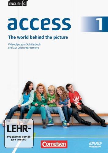 Bd.1 : 5. Schuljahr, The world behind the picture, Video-DVD