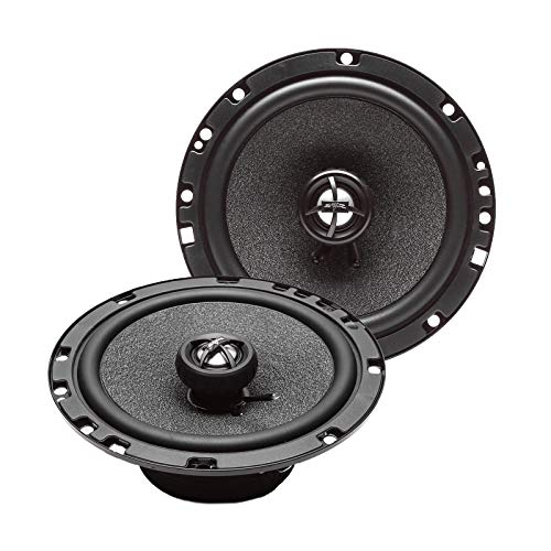Skar Audio RPX65 6.5' 200W 2-Way Coaxial Car Speakers, Pair