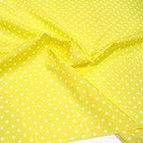 TOLKO Baumwollstoff | 42 kräftige ÖkoTex Farben