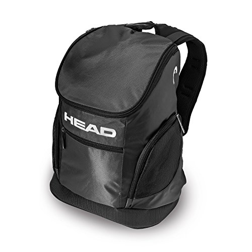 Head Training Backpack 33 - Mochila unisex, color negro