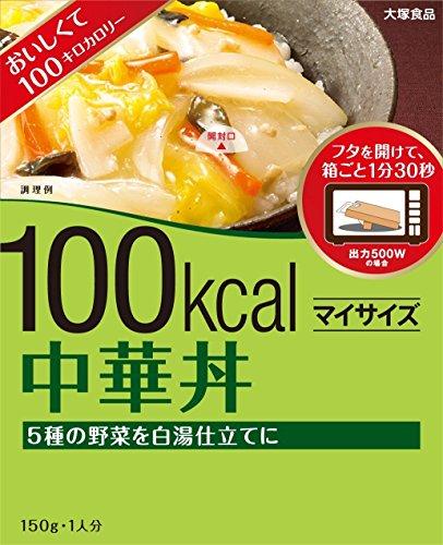 大塚食品『100kcalマイサイズ 中華丼』