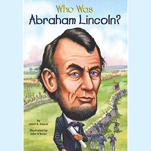 Couverture de Who Was Abraham Lincoln?