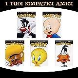 Bundle: Il tuo simpatico amico (Looney Tunes) - 5 DVD
