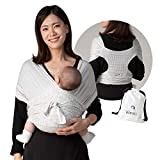 Konny Baby Carrier | Ultra-Lightweight, Hassle-Free Baby Wrap...