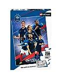 Nathan-Puzzle 250 pièces Tous Ensemble avec Les Bleus FFF Clubs de Foot Enfant, 4005556868780