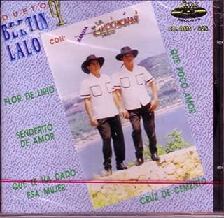 Dueto Bertin Y Lalo Con Banda La Mochicahui
