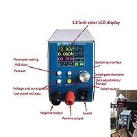 XYD5005 CNC LCD調整可能DC電源DC 5-55V〜0-50V 5A降圧モジュール内蔵電圧電流計