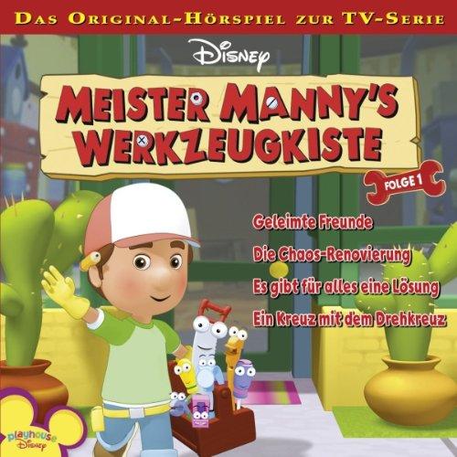 Meister Mannys Werkzeugkiste 1 Titelbild