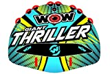 Wow Watersports 18-1030 Thriller Series Towables - Giant Thriller, 4 Person