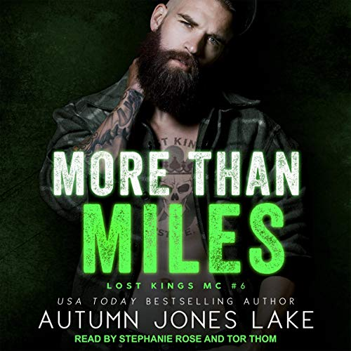 More than Miles Audiobook By Autumn Jones Lake cover art