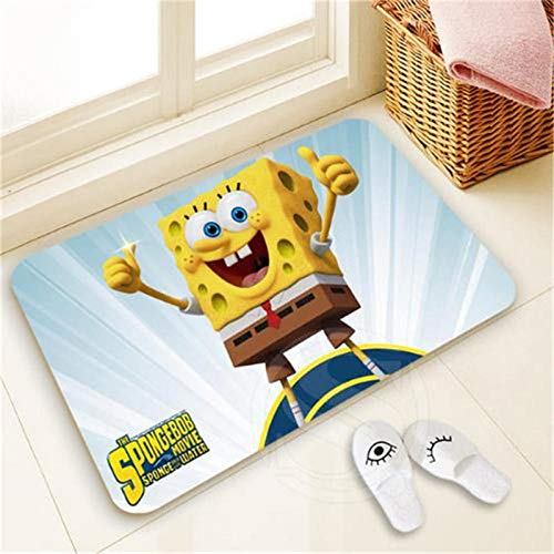 Beste mooie aangepaste deurmat Home Decor patroon deurmat vloermat voetkussen-EEN_40 * 60