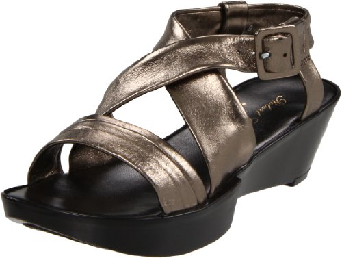 Robert Clergerie Women's Malva, Pewter, 9 B US