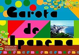 イパネマの娘 Garota de Ipanema(The Girl from Ipanema) ジークレー技法 高級ポスター (B2/515mm×728mm)