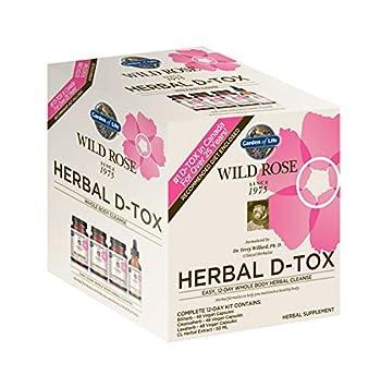 Best herbal cleanse detox Reviews