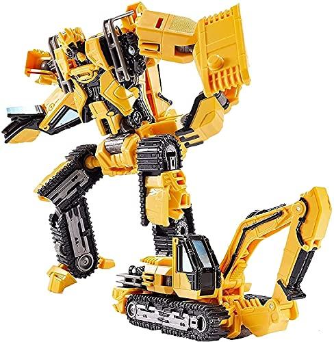 Lishiguli Optimus Prime Transformer Toys Studio Series 41 Deluxe Klasse Rache des gefallenen Films Constructicon Scrapmetal Drittanbieter Action 7-Zoll-Optimus Prime Spielzeug