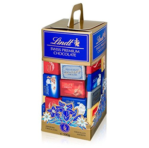 pas cher un bon Lindt – Divers chocolats suisses – Lot de 2