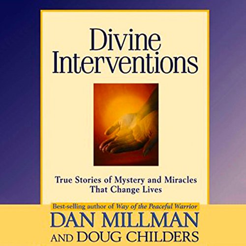 Divine Interventions audiobook cover art