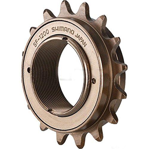 fr single speed bikes SHIMANO Single Bicycle Freewheel Sprocket - SF-1200