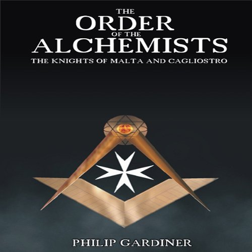 Order of the Alchemists audiobook cover art