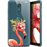Wiko View XL Ultra-Slim Cover for 5.99 Inches Flamingo