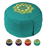 Lotus Design Meditationskissen