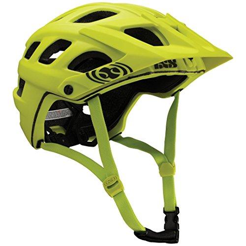 IXS Trail RS Evo Helmet lime Kopfumfang 54-58 cm 2017 mountainbike helm downhill,54-58/ S-M