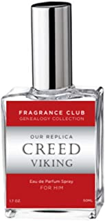 Replica of Creed Viking, On Sale Now for $24.95 for a 1.7 oz. Cologne Spray, Try it Today, Made in the USA