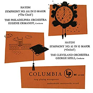 Haydn: Symphonies Nos. 88, 92 & 101 (Remastered)