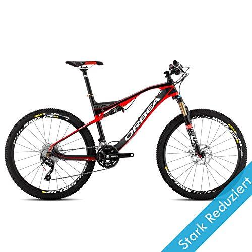 Orbea oiz M5014tamaño R/M rojo para bicicleta de montaña mando a distancia ajustable MTB DH, B24019L1