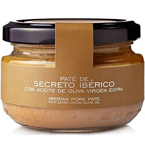 Paté de Secreto Ibérico - Pastete vom iberischen Schwein mit nativem Olivenöl Extra