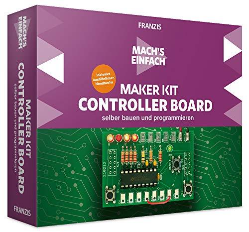 Mach's einfach: Maker Kit Controller Board selber bauen und programmieren